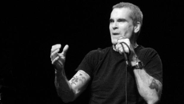 Henry Rollins performed at the Fillmore Irving Plaza in Union Square on March 12.