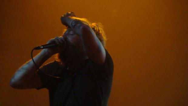 Murder City Devils performed at the Nokia Theater in Times Square on February 13.