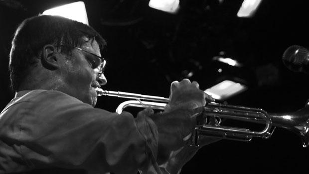 Peter Evans performed with his quintet at Le Poisson Rouge on March 16.