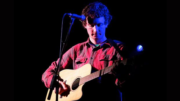 Sam Amidon performed at Le Poisson Rouge in the Village on March 3.