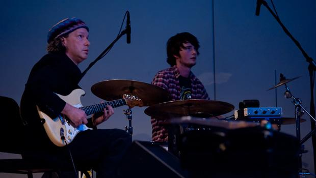 Steve Kimock and Jon Morgan Kimock play the New York Guitar Festival at the Merkin Concert Hall