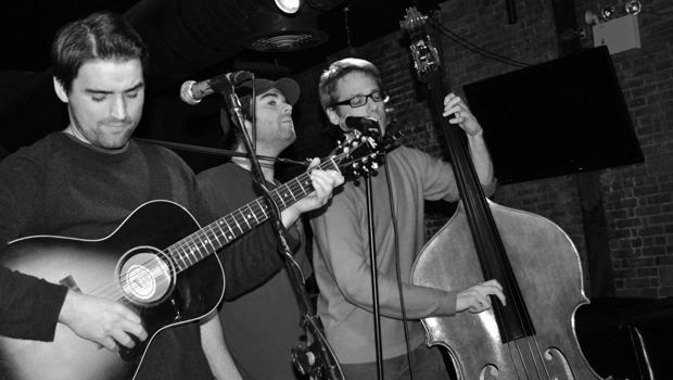Sunroom performed at the Village Vanguard on February 8.