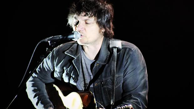 Wilco performed at the Wellmont Theater in Montclair, N.J. again on April 3.