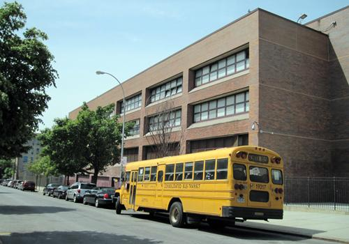 – I.S. 217 and South Bronx Classical share this complex on Fox Street, along with two other middle schools.