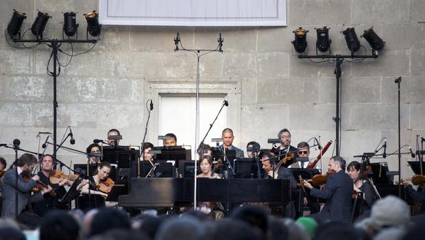 Live Broadcasts: The Knights Open 2014 Naumburg Bandshell Concerts