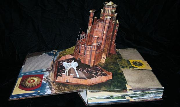 Game Of Thrones The Pop Up Book