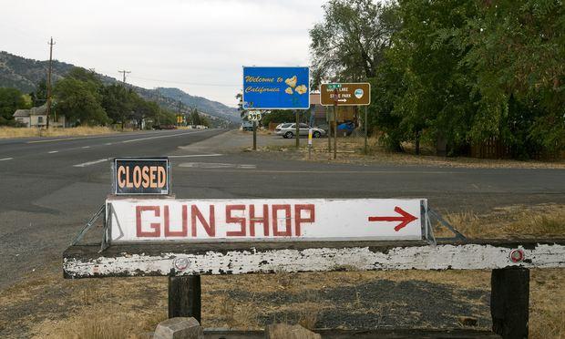 gun shop store
