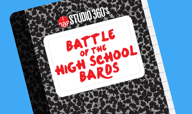 Studio 360's Battle of the High School Bards