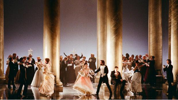 'Eugene Onegin' at English National Opera
