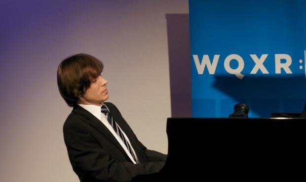 Pianist Rafal Blechacz