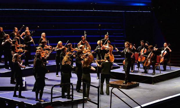 Aurora Orchestra at the BBC Proms