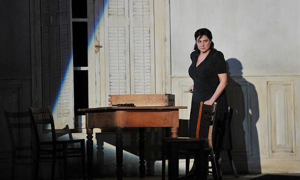 Ceclilia Bartoli as Norma at the Salzburg Festival