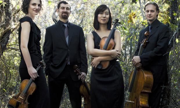 The Chiara String Quartet