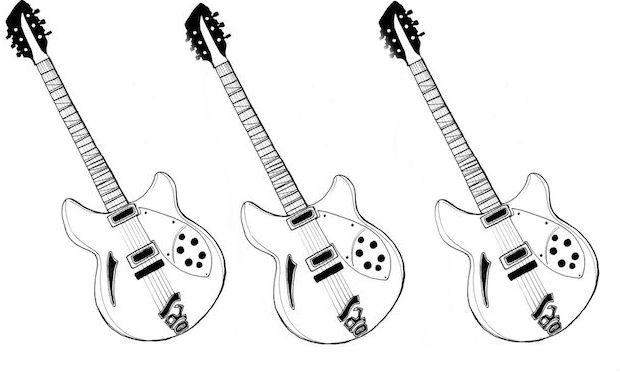 The Electric Guitar: America's Greatest Innovation?   The Takeaway   WNYC