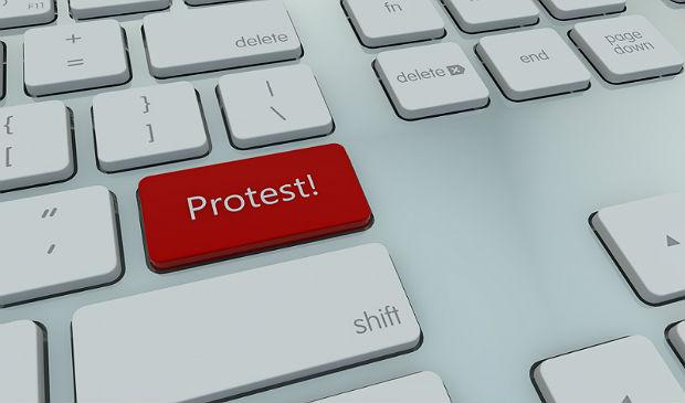 Internet activism