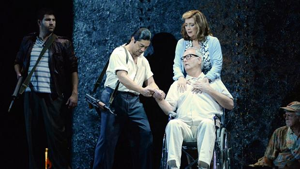'The Death of Klinghoffer' at Long Beach Opera in March 2014