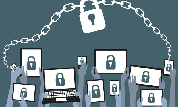 BYOD Concept Bring Your own Device Security