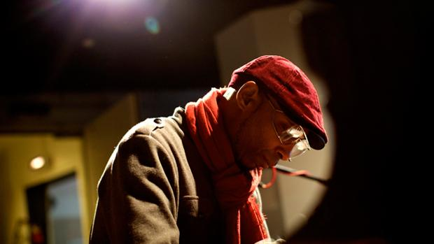 Omar Sosa performs in the Soundcheck studio.