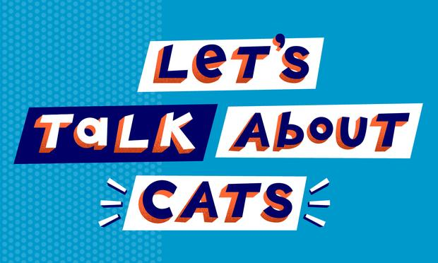 Lets Talk About Cats Events The Greene Space The Greene Space