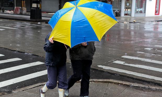 Residents of Brighton Beach prepare for Hurricane Sandy