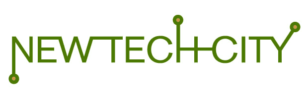 New Tech City marquee