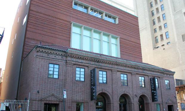 The BAM Richard B. Fisher Building
