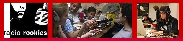 Radio Rookies Workshops