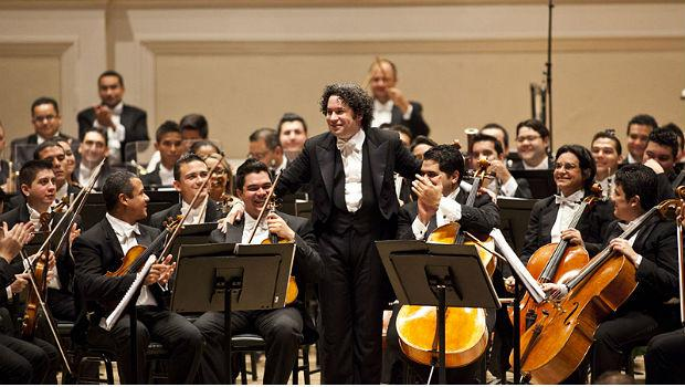 Gustavo Dudamel and the Simón Bolívar Symphony Orchestra of Venezuela at Carnegie Hall