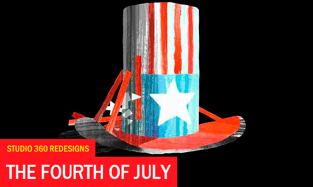 Studio 360 Redesigns the Fourth of July