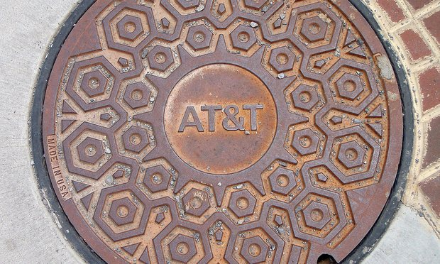 A 'branded' manhole cover in Gatlinburg, Tennessee.