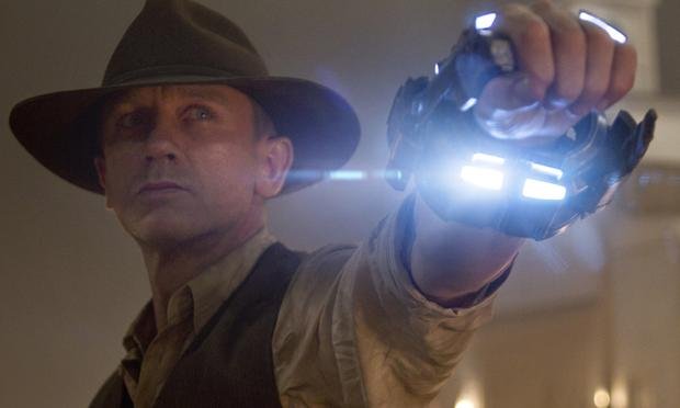 Daniel Craig in Cowboys & Aliens