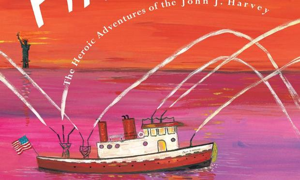 Cover of Fireboat: The Adventures of John J. Harvey