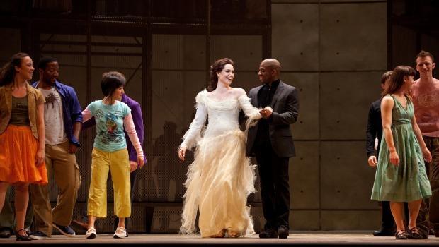 Kate Royal in Orfeo ed Euridice at the Met