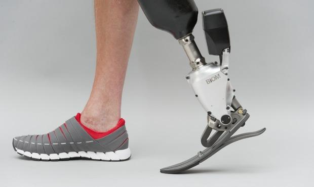 The iWalk PowerFoot