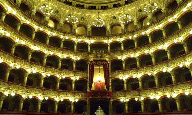 Auditorium, Teatro Bellini Catania