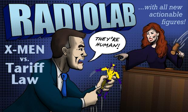 Radiolab presents all-new actionable figures