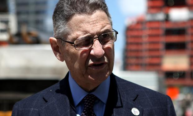 Assembly Speaker Sheldon Silver