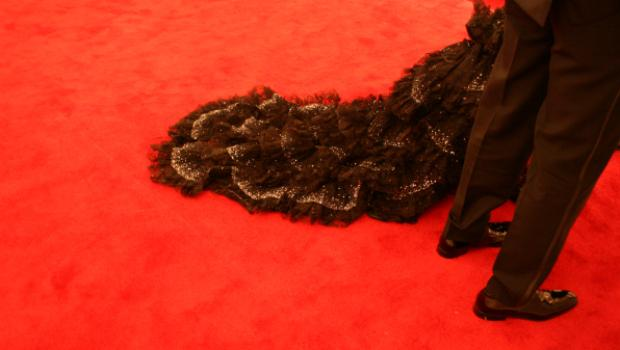 The red carpet.