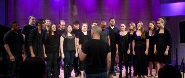 Charanams, winners of the 2011 Battle of the Boroughs in The Greene Space