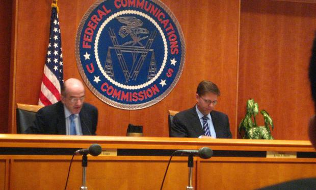 Is the FCC too Weak?