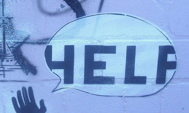 help hand