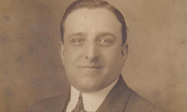 Undated photo of Joesph Zito