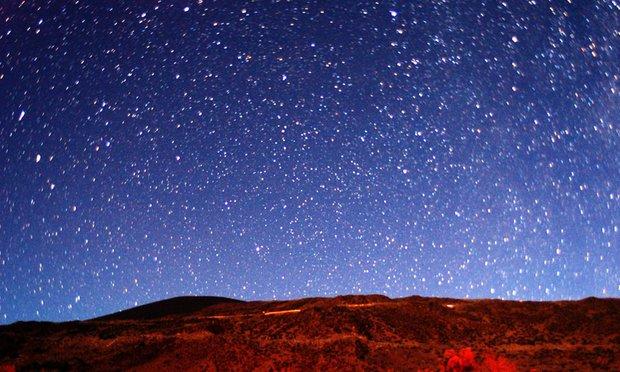 star gazing on Mauna Kea