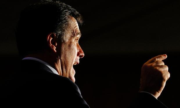 Mitt Romney debates in Florida