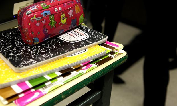 High School Supplies Applying to high schools.