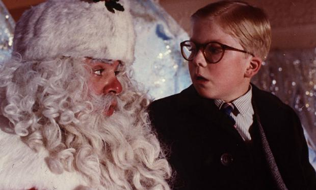 Scene from 'A Christmas Story'