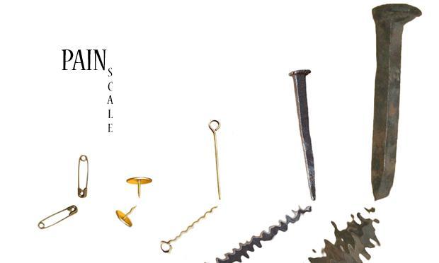 illustration: pain scale