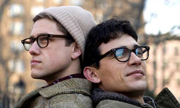 James Franco as Allen Ginsberg in 'Howl'