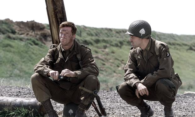 The Takeaway Reuniting Band Of Brothers For D Day