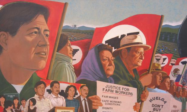 the legacy of cesar chavez a labor leader and civil rights activist The legacy of cesar chavez  he was a farmworker, a veteran, a community activist, an  labor leader in the past half-century.